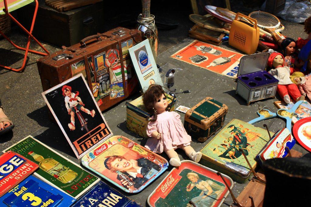 antique market vittorio