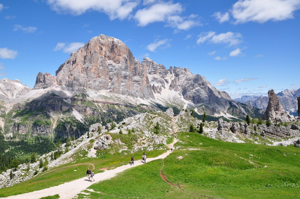 short term villa near Dolomites Cortina