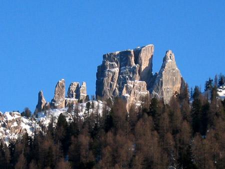 get to Cortina from the apartment in Vittorio Veneto