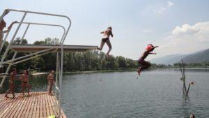 lake Revine Lago