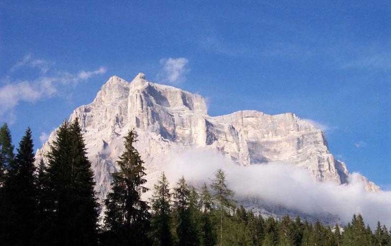 short term apartment near Dolomites Cortina