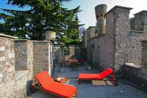 apartment in a Castle to Vittorio Veneto