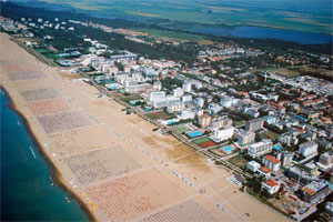 Close to Adriatic beaches, Bibione