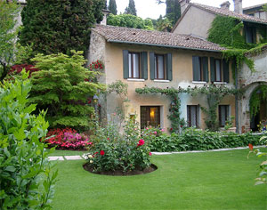 Asolo, the town belve by British