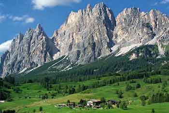 walking vacation, Dolomites close to Venice