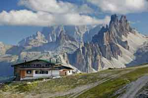 hiking holidays from Vittorio Veneto