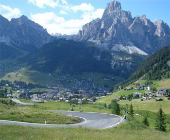 Campolongo Dolomites