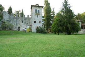 Castle in Vittorio Veneto
