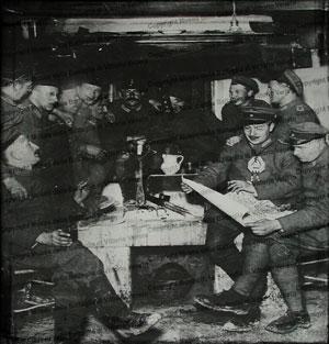 ww1 Vittorio Veneto occupied