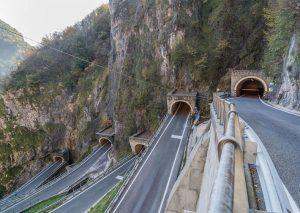 Military road San Boldo