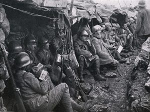 Excursion to the trenches