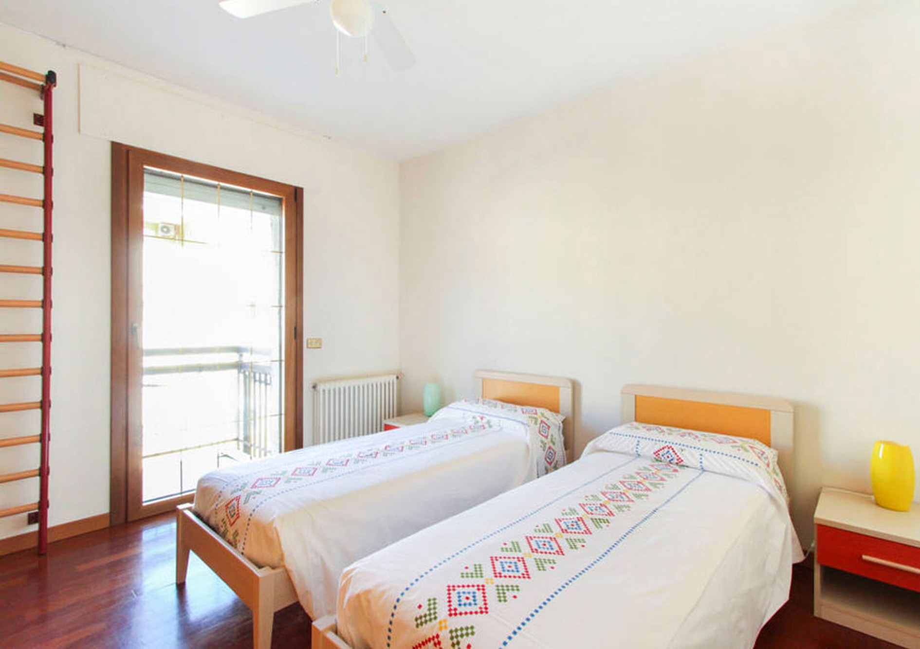 Holiday apartment in Veneto for 4/6 people