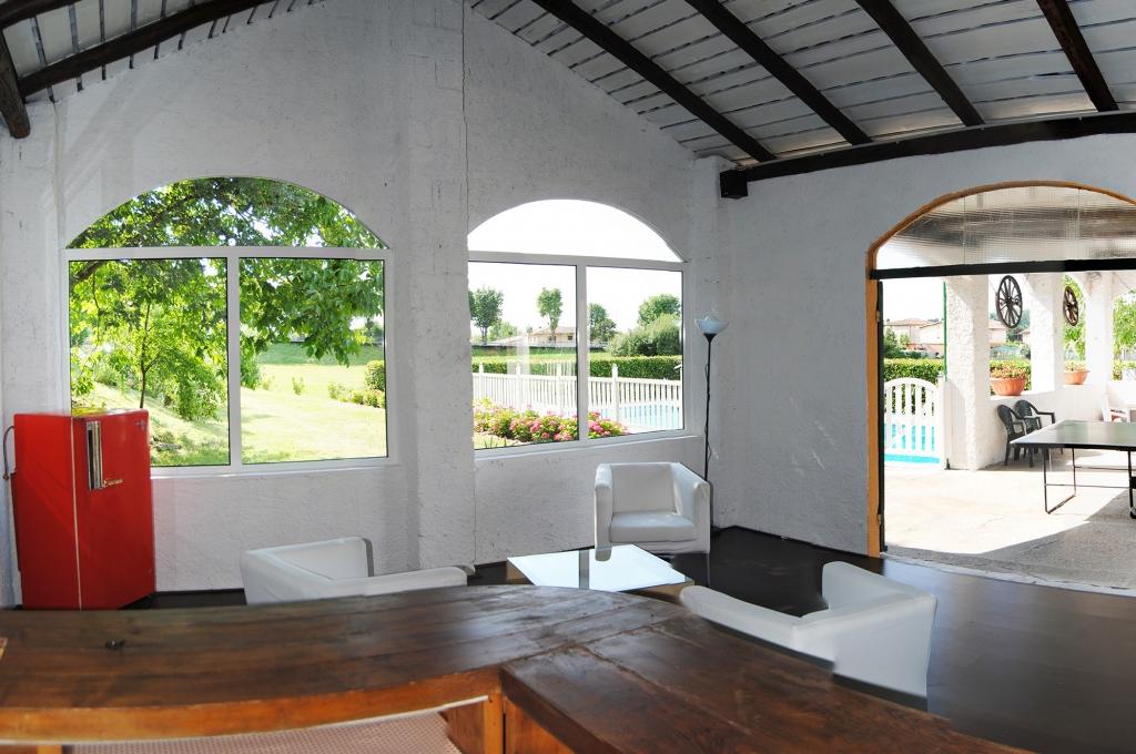 villa with private pool veneto