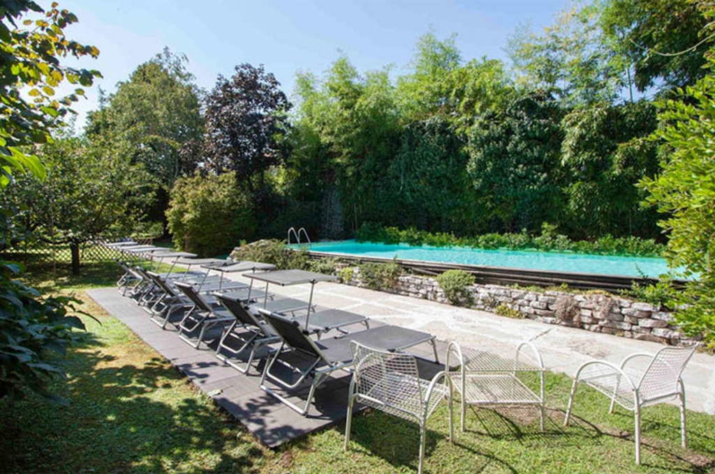 villa with pool near dolimites and venice