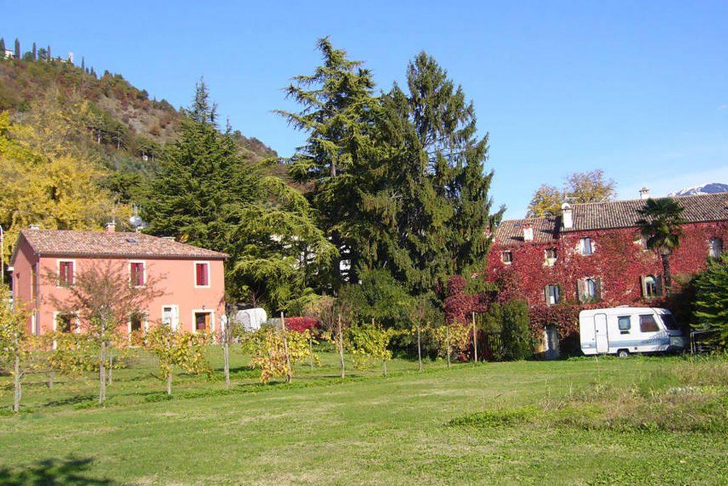 Villa in fashinating historic center