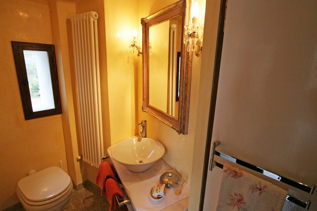 apartment suite in the castle
